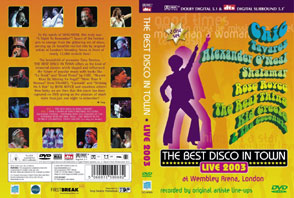Best Disco In Town