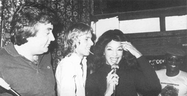 Chris, Robin, Linda & Fred