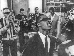 Stevie And The Funk Brothers