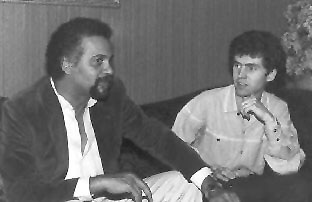 Joe Sample and Ralph Tee