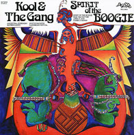 Spirit Of The Boogie