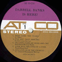 Darrell Banks Label