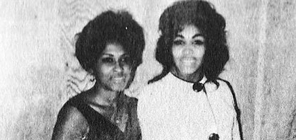 Alline and Tina Bullock