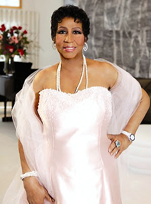 Aretha At The Grammy's
