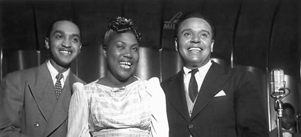 Sister Rosetta and Lucky Millinder