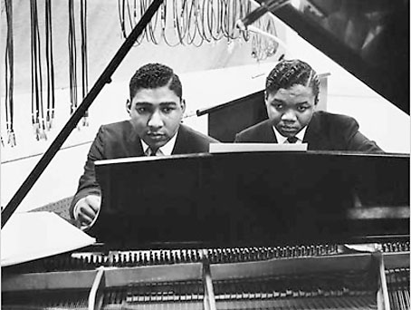 Brian Holland and Lamont Dozier
