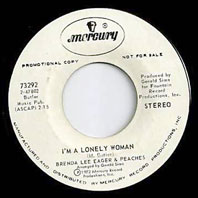 I'm A Lonely Woman