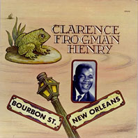 Clarence 'Frogman' Henry