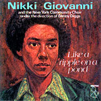 ego trippin by nikki giovanni essay In her poem ego tripping nikki giovanni is referring to herself as a supernatural being by referring to explaining her affiliation with jesus, allah, and perfect divinity nikki giovanni claimed herself to be jesus after a self-transformation.
