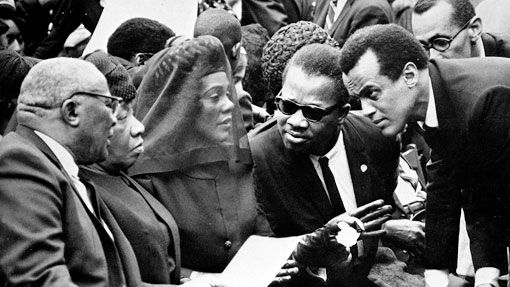 Martin Luther Kings Funeral