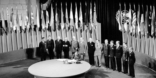 United Nations 1945